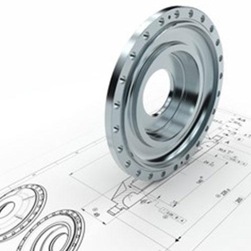 CAD Konstruktionen von Forstmaschinen mit AUTO CAD