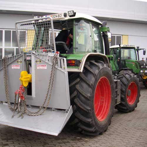 Forsttechnik und Landtechnik von Maschinenbau Lechner